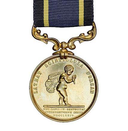 RHS Stanhope Medal