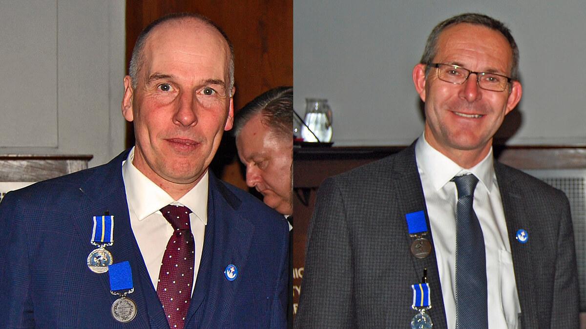Richard Stanton and John Volanthen