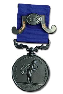 Bronze Medal and Second Award Clasp