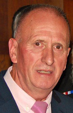 Vernon Unsworth – Certificate of Commendation